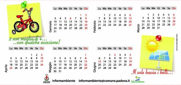 calendario PD