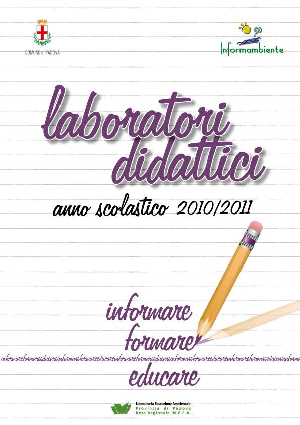 Laboratori Didattici 2010-2011