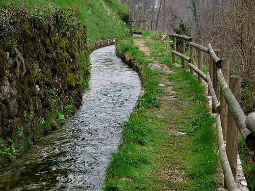 Vie d'acqua, Valli del Pasubio (da Magico Veneto)